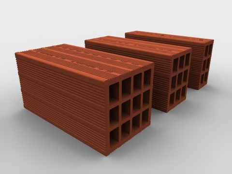 Porotherm clay Bricks