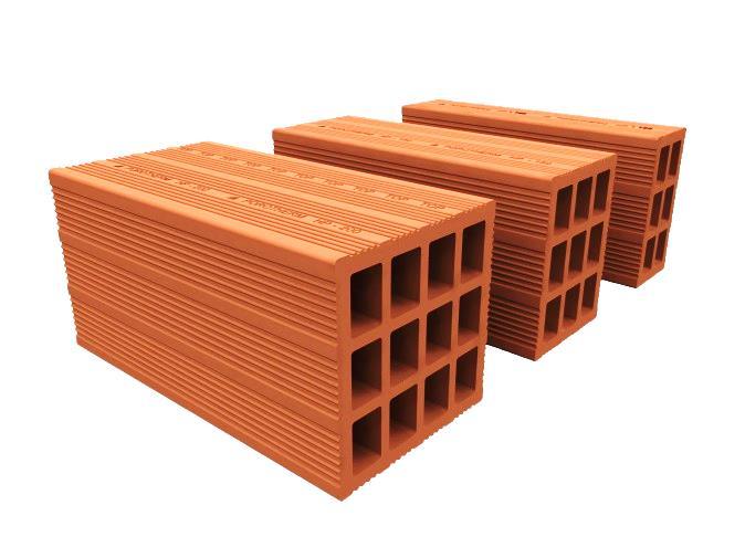 Porotherm bricks HP_Wienerberger