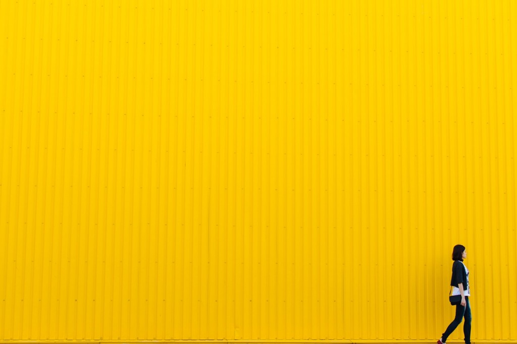 Interior colours yellow wall paint