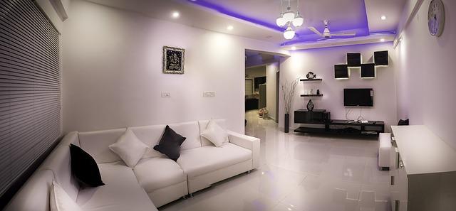 Living room lighting ideas- porotherm gosmartbricks