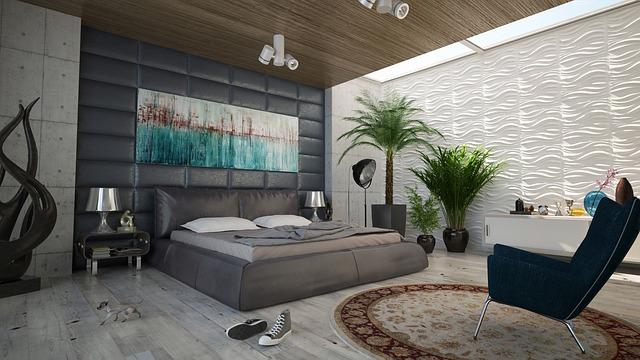 bedroom lighting _porotherm