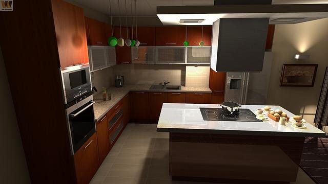 kitchen lighting - porotherm