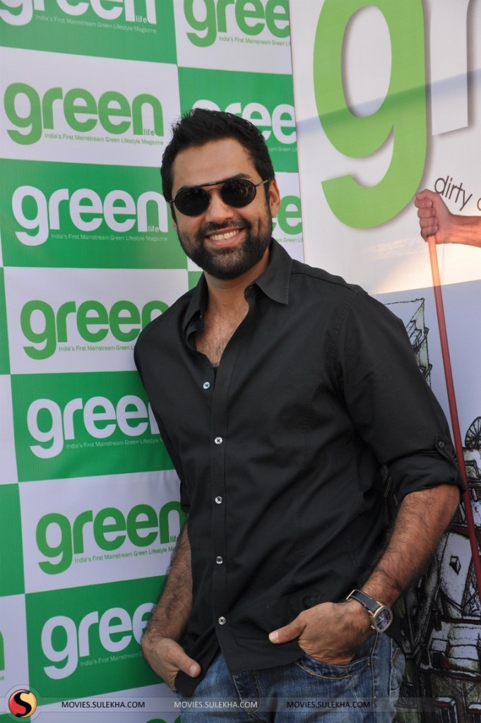 abhay-deol eco friendly home