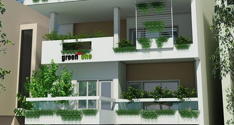 The Capital S First Griha Certified Green Home