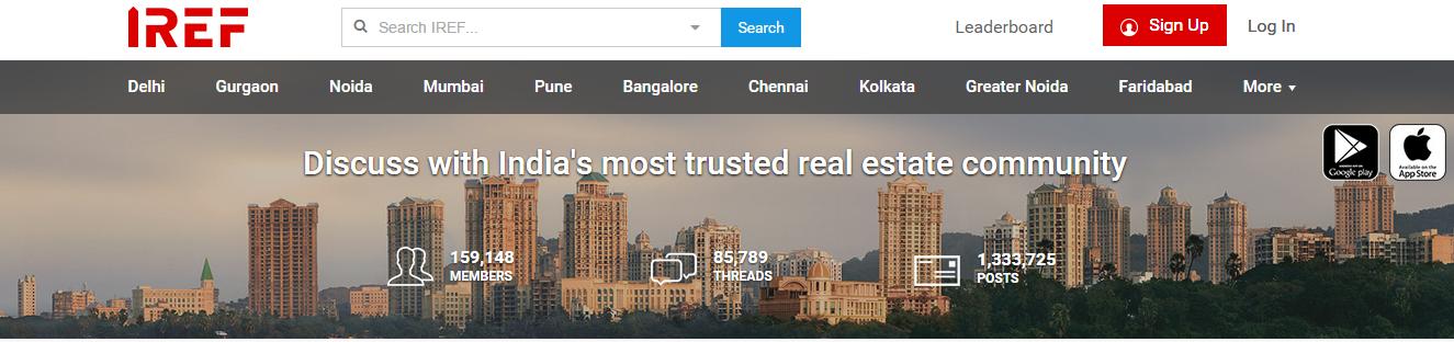 real Estate Portals in India