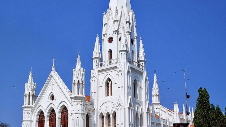 Gallery] Beautiful Gothic Architecture Styled Churches in