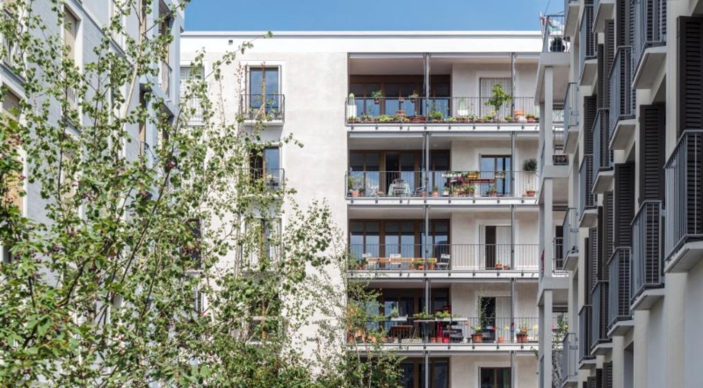 Cluster House Hunziker Areal, Zurich, Switzerland by Duplex Architekten