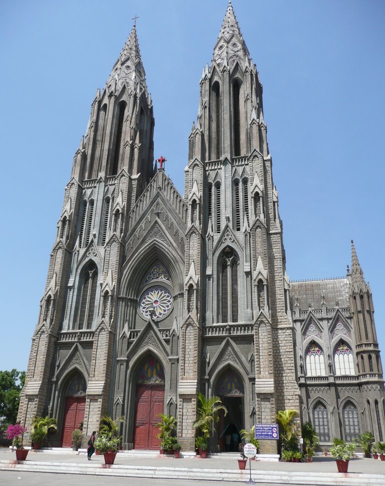 [Gallery] Beautiful Gothic Architecture Styled Churches in ...