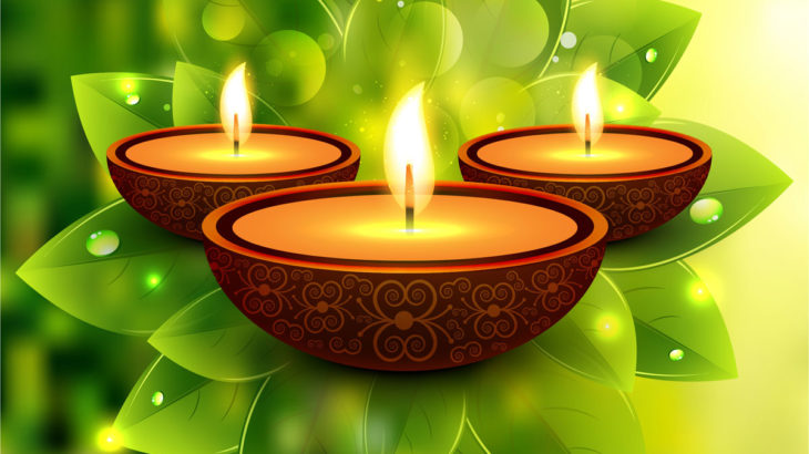 8 Home Decoration Ideas for Green Diwali.
