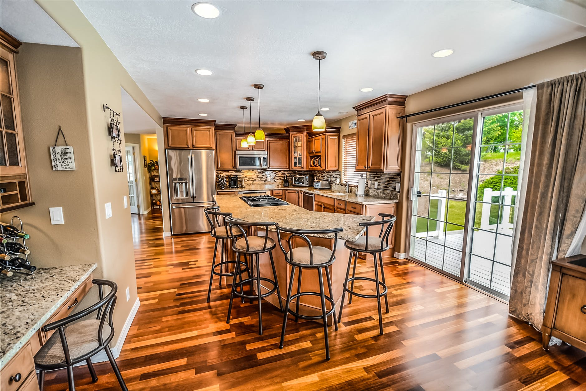 home features, property value