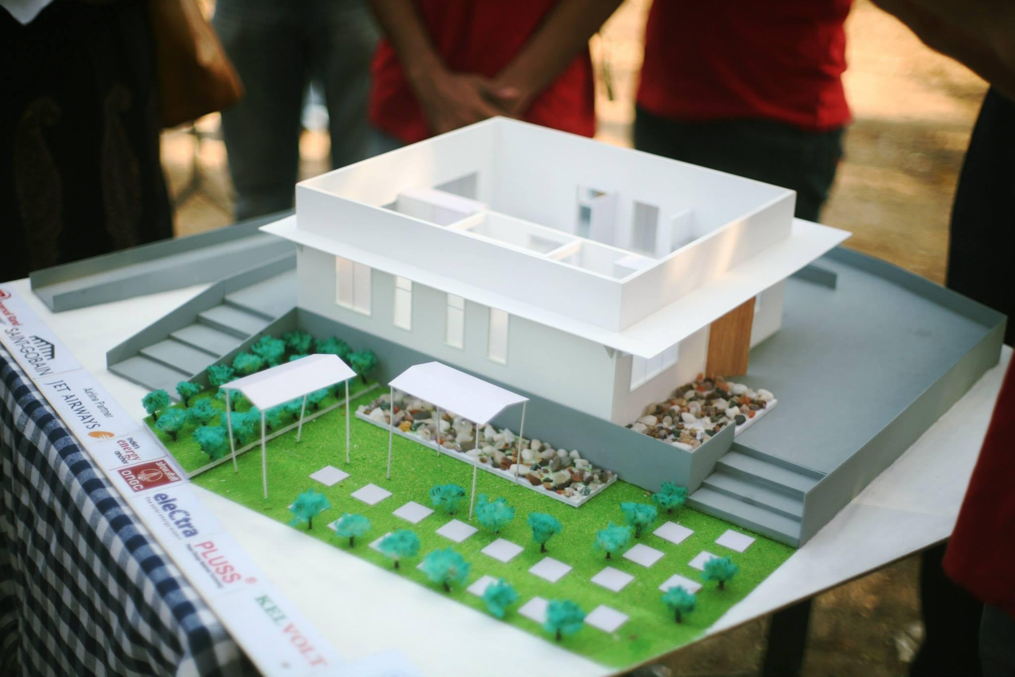 Project Solarise, Sustainable Housing Development, Solar Energy, Energy-Efficiency, Team Shunya, IIT-B