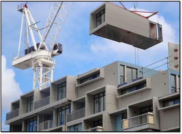 Prefabricated Construction, Prefab, Prefab technology, off-site construction