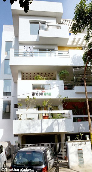 Green One, Green Home, Delhi Green Building