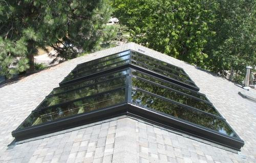 Skylight, types of skylight, skylight window