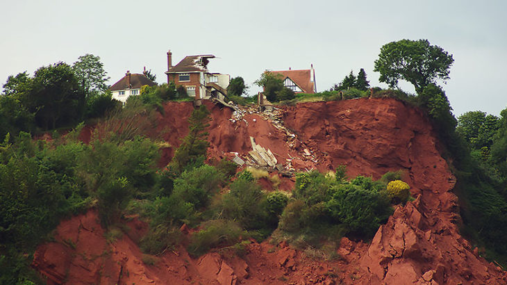 structural design, landslide