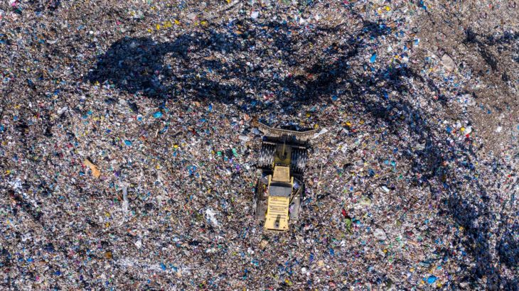 Type Of Landfill, landfill