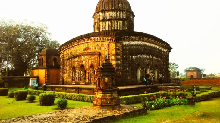 7 Unique Roofing Styles In Bengal Temple Architecture