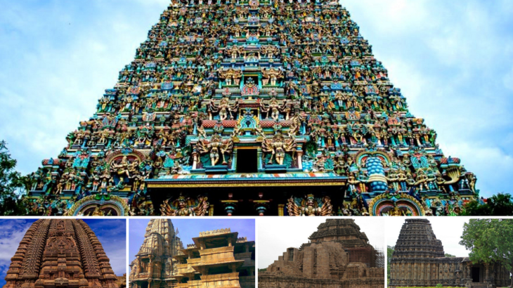 6 Prominent Styles In Hindu Temple Architecture